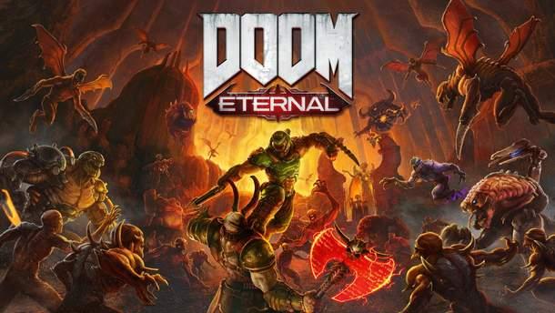 DOOM Eternal - дата виходу, трейлери 2019 онлайн і сюжет гри