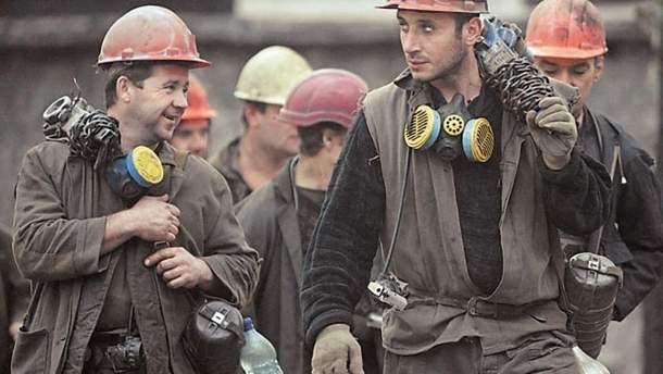 Шахтерам, которые бастуют на Львовщине выплатят задолженные зарплаты