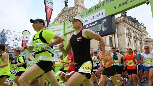 Molokiya Lviv Half Marathon ? ??????