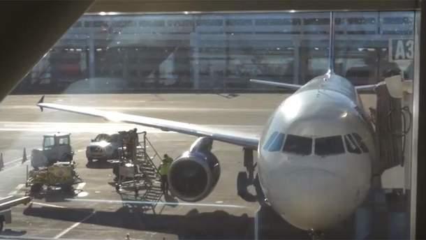 Курьезный случай произошел с самолетом Pakistan International Airlines