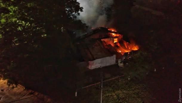 Смертельный пожар в психбольнице: вероятно, был поджог