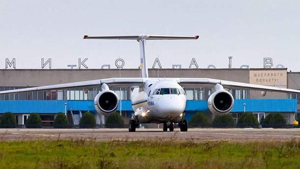 НАБУ почало розслідування через ремонт у аеропорті Миколаєва
