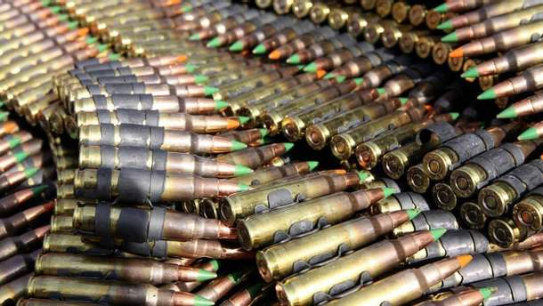 Україна отримала боєприпасів на понад 250 тисяч євро