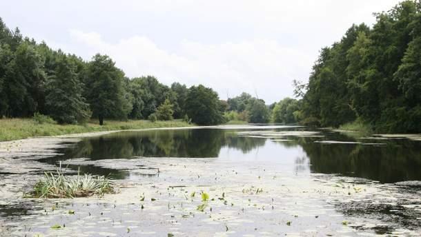 Река Рось (иллюстративное фото)