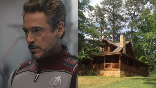 """Дом из """"Мстителей"""" можно арендовать на Airbnb"""