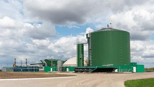 """В """"Укрлендфарминг"""" Бахматюка намерены за 3-5 лет увеличить мощности биогазового завода на Херсонщине в четыре раза"""