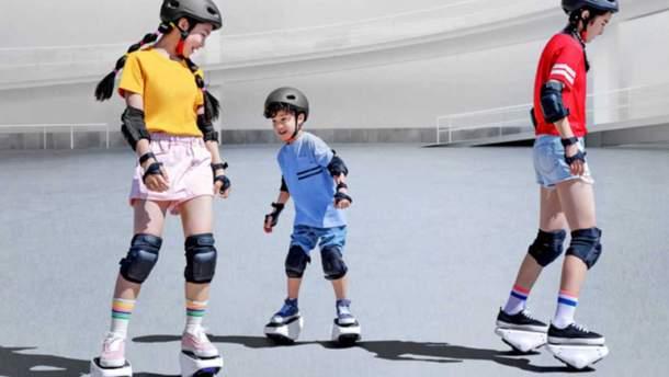Ролики  Mijia Self Balancing e-Skate