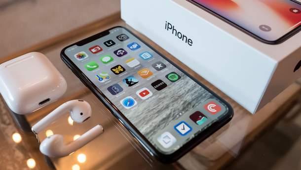 Производство iPhone перенесут в другую страну