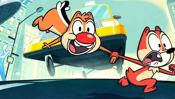 """Компания Disney перезапустит мультфильм """"Чип и Дейл"""": в сезоне будет более тридцати новых серий"""