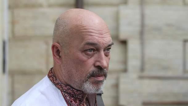 Міністр з питань тимчасово окупованих територій Георгій Тука