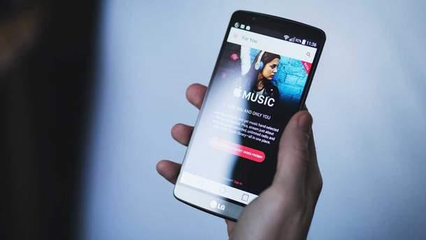 Приват повертає гроші користувачам  Apple Music