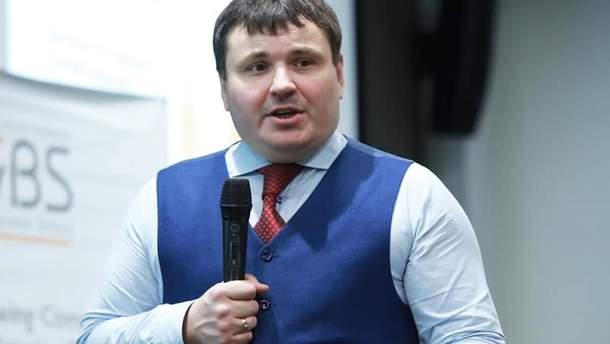 """Юрий Гусев передумал баллотироваться в народные депутаты в списке """"Слуги народа"""""""