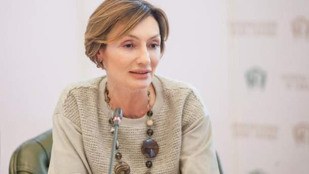 Суд заборонив Рожковій виконувати посадові обов'язки в НБУ