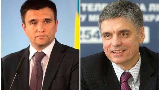 Климкин прокомментировал возможное назначение Пристайко главой МИД
