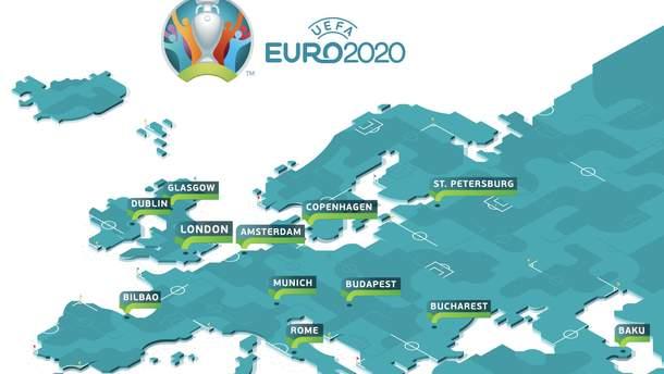 Стартував продаж квитків на фінальну частину Євро-2020: де купити та яка ціна
