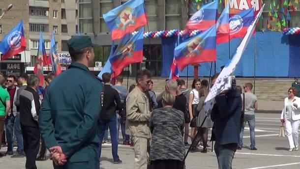 Игры на выживание в оккупированном Луганске
