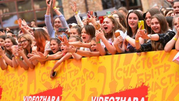 VIDEOZHARA 2019 у Києві