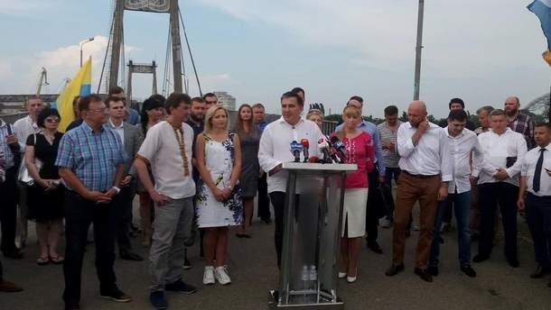 """""""Движение новых сил"""" Михеила Саакашвили идет на парламентские выборы: кто вошел в список"""
