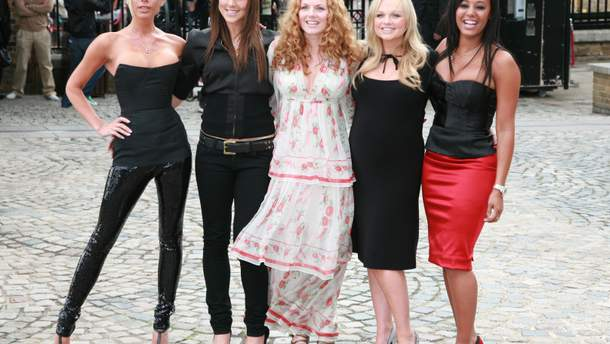 Spice Girls в 2007 году