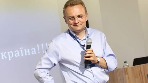 """Андрей Садовый, лидер """"Самопомочи"""""""