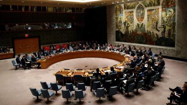 У Радбезі ООН закликали ретельно розслідувати інцидент з танкерами