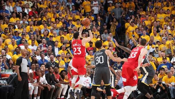 """""""Торонто Рэпторс"""" – чемпион НБА"""