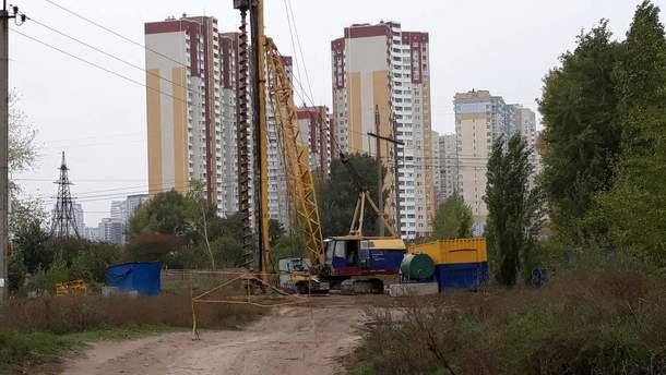 Суд отменил разрешение на строительство второй очереди ЖК на Осокорках
