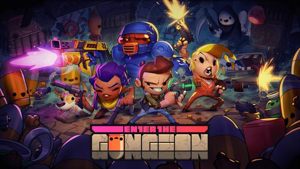 Невероятную игру Enter the Gungeon можно получить бесплатно