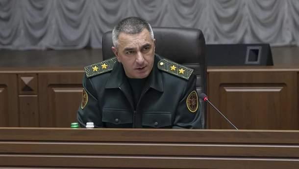 Микола Балан став  командувачем Нацгвардії України