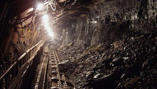 На оккупированной Донетчине погиб на шахте горняк