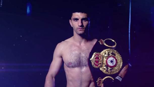 Український боксер Далакян переміг та захистив чемпіонський титул WBA