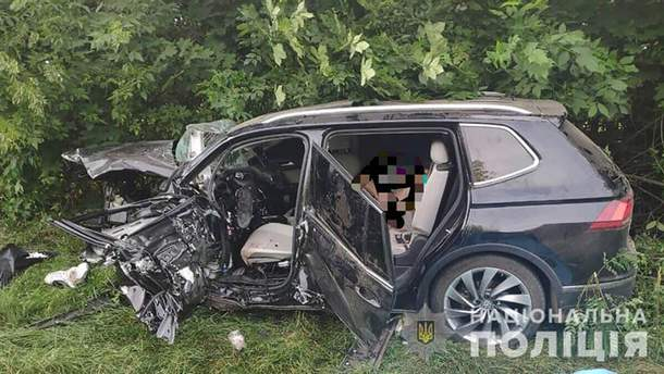 Водії автівок загинули на місці
