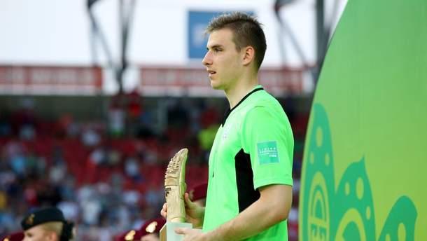 Игроки сборной Украины U-20 получили персональные награды на Чемпионате мира по футболу