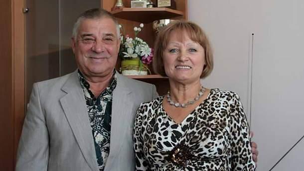 Борис и Любовь Рассихины