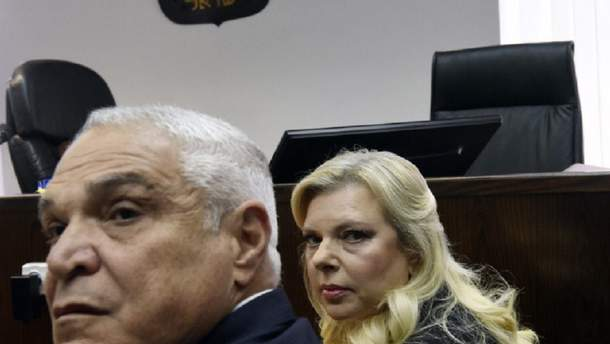 Сара Нетаньяху в суде