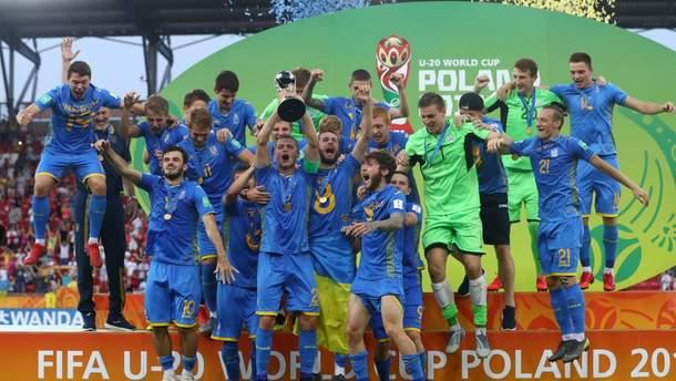 Які фото постили в соцмережі футболісти збірної України – чемпіони світу (U-20)