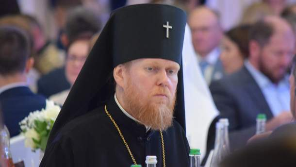 Архієпископ Чернігівський і Ніжинський ПЦУ Євстратій Зоря