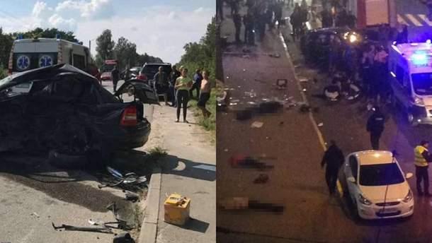 Смертельні ДТП за участю Зайцевої та авто Димінського: гучні справи по-тихому закривають