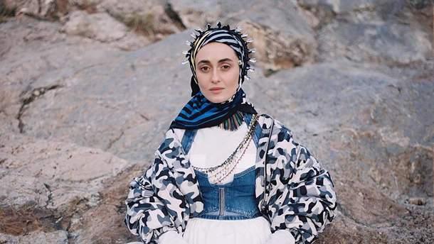Реперка Alina Pash вийшла заміж за французького панка: фото