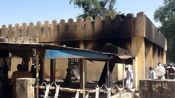 В Нигерии дети взорвали себя среди толпы