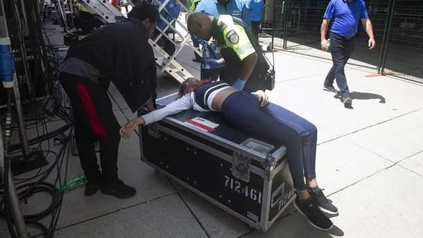 Стрілянина на параді у Канаді