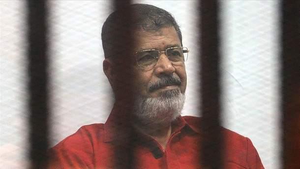 Мухаммед Мурси умер