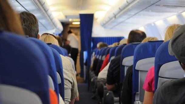 Літак здійснив екстрену посадку через п'яного росіянина