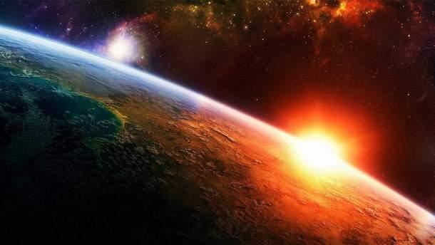 Як супутники згорають в атмосфері Землі