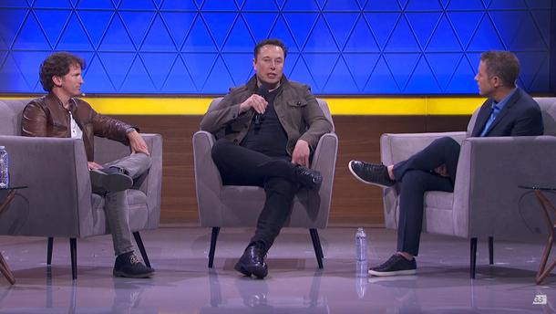 E3 Coliseum: Тодд Говард и Илон Маск