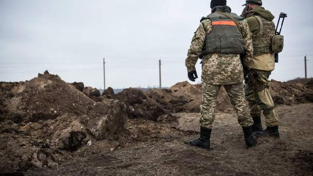 Война на Донбассе отобрала еще одну жизнь