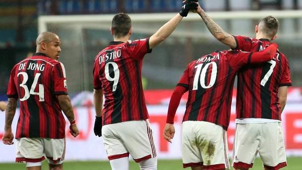 """""""Милан"""" может не сыграть в Лиге Европы"""