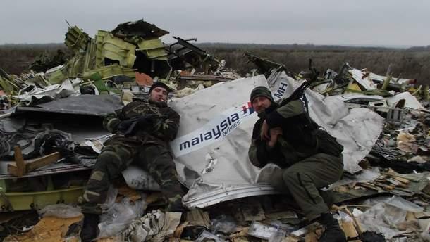 MH17 - імена підозрюваних в авіакатастрофі MH17 на Донбасі