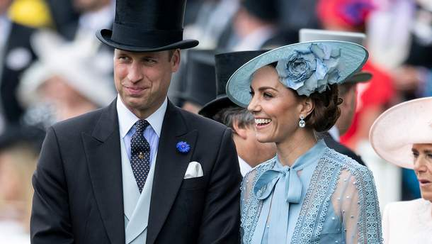 Кортеж принца Вільяма та Кейт Міддлтон збив пенсіонерку