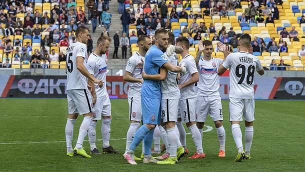 """""""Зоря"""" зіграє у кваліфікації Ліги Європи"""
